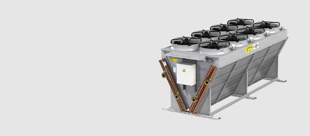 Alfa-V – suche chłodnice cieczy